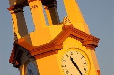 Ballina Courthouse clock