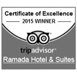 Trip Advisor Excellence 2015