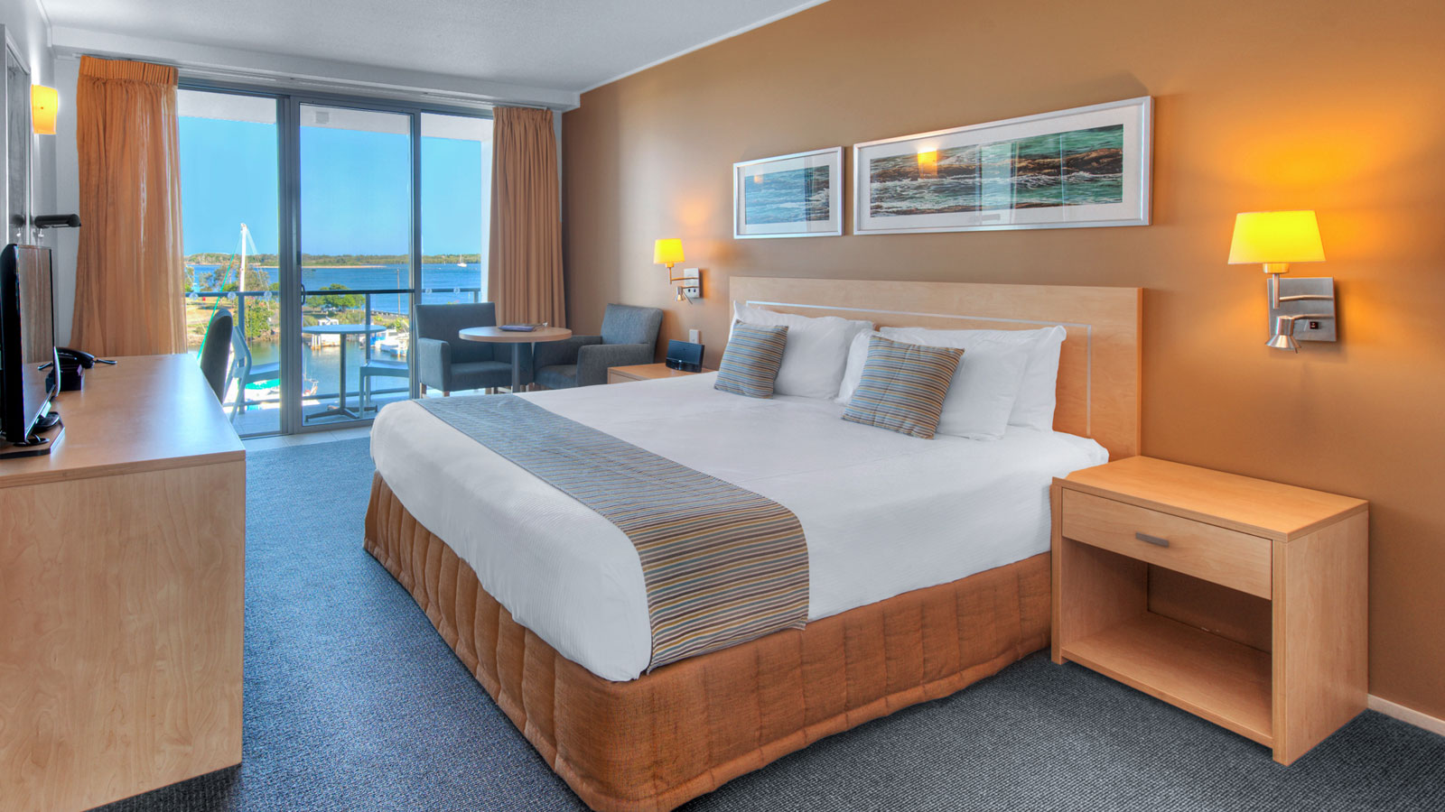 ballina hotel spa rooms accommodation ramada hotel. Black Bedroom Furniture Sets. Home Design Ideas